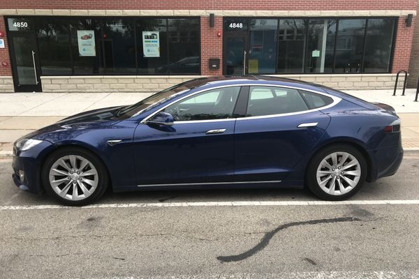 Tesla Model S 75d >> 2016 Tesla Model S 75d Sedan 4d For Sale 26 000 Miles Swap Motors