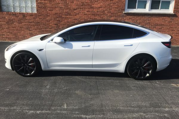 2020 Tesla Model 3 Performance For Sale 3 719 Miles Swap Motors