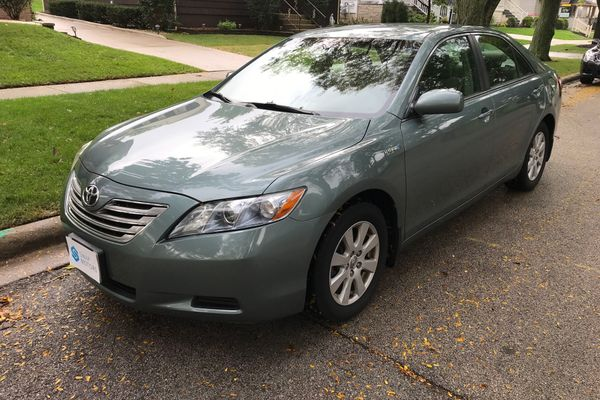 2008 Toyota Camry. 1 Of 44