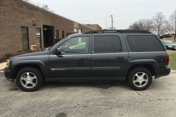 2004 Chevrolet Trailblazer >> 2004 Chevrolet Trailblazer Ls Extended Sport Utility 4d For Sale 119 962 Miles Swap Motors