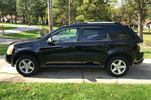 2005 Chevrolet Equinox Lt Sport Utility 4d For Sale 68 724 Miles Swap Motors
