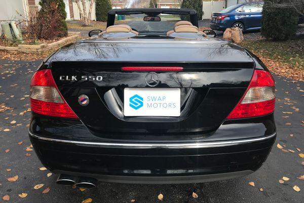2009 Mercedes-Benz CLK-Class CLK 550 Cabriolet 2D for Sale (66,251 miles) |  Swap Motors
