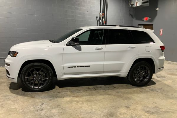 2020 Jeep Grand Cherokee Limited X Sport Utility 4d For Sale 823 Miles Swap Motors