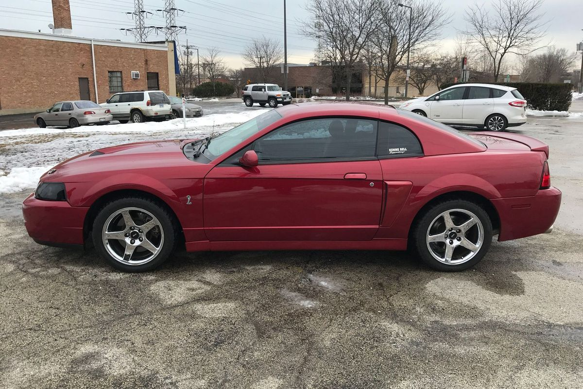 2004 ford mustang cobra svt coupe 2d for sale 47288 miles swap motors