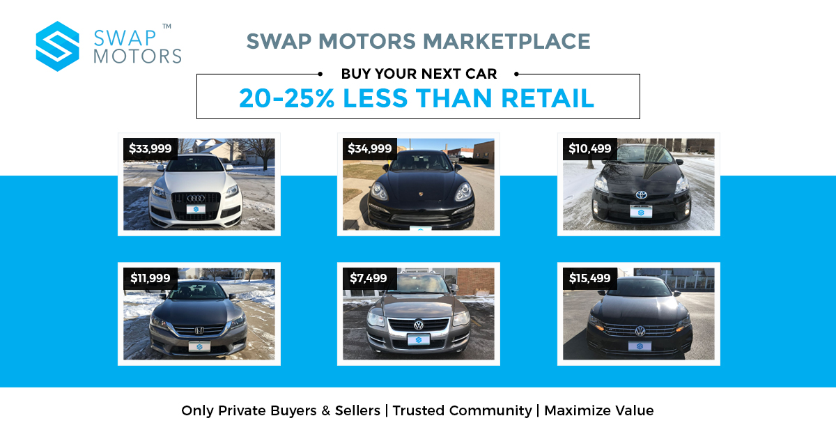 Buy a Used Car | Swap Motors